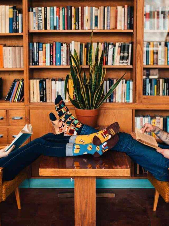 Obrázok produktu Vesele nogavice Knjige