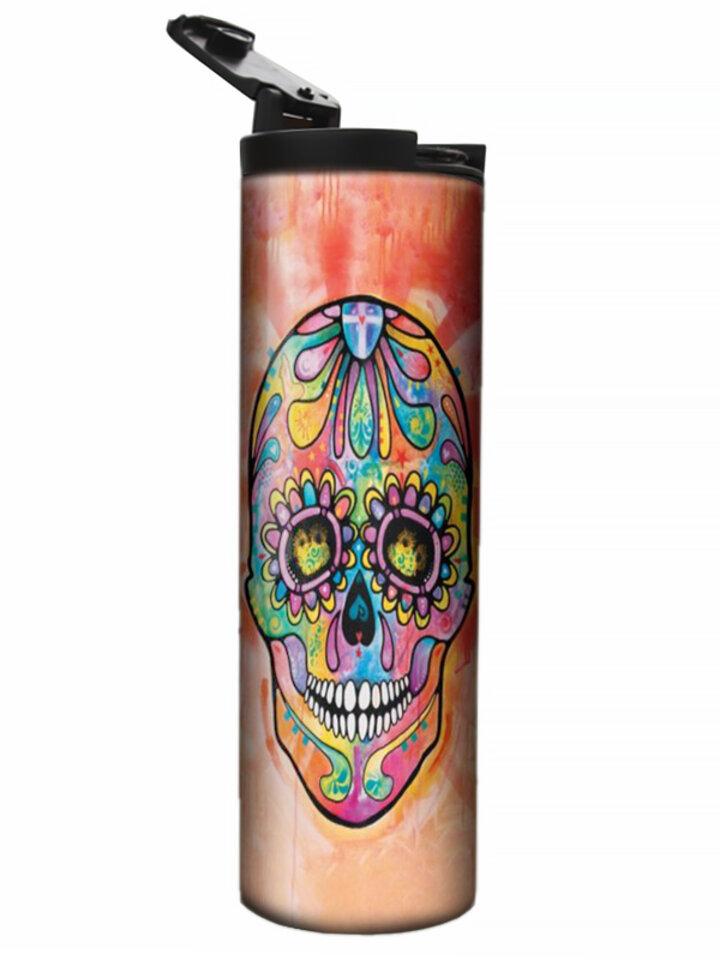 Výprodej Termohrnek Barista - Mexická cukrová lebka