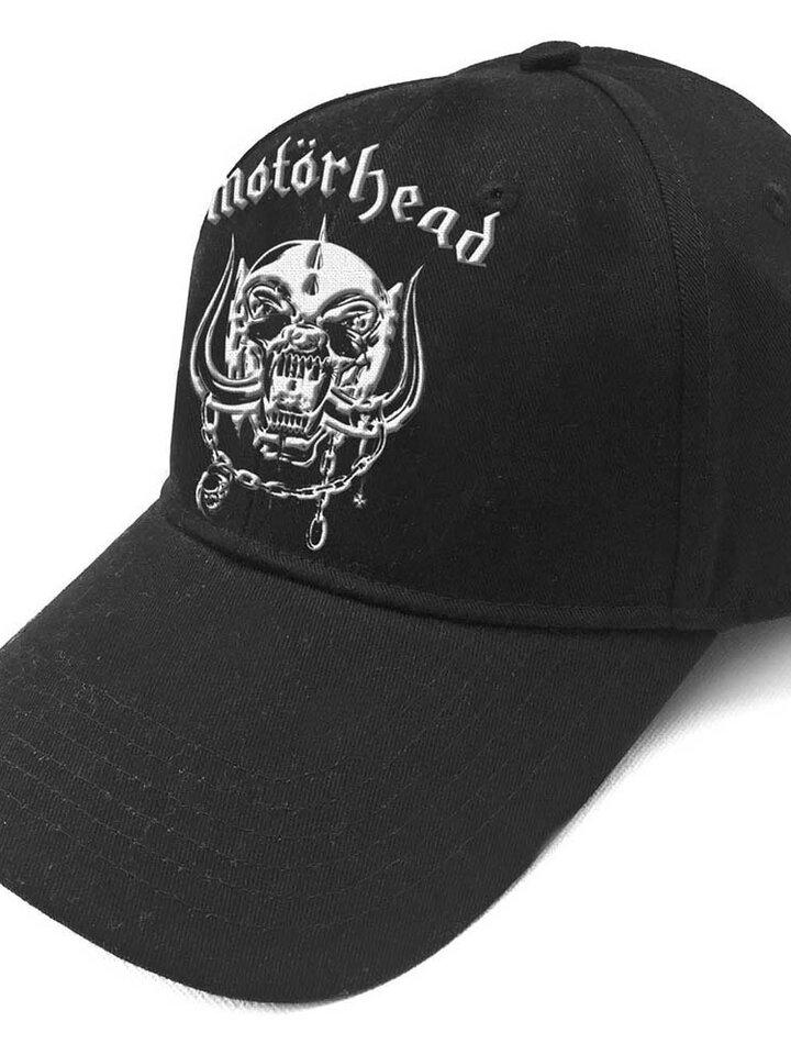 Výpredaj Čierna šiltovka Motorhead Warping