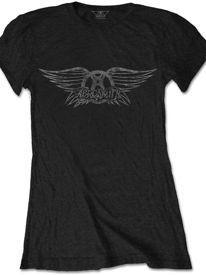 Výnimočný darček od Dedoles Ženska majica Aerosmith Vintage Logo