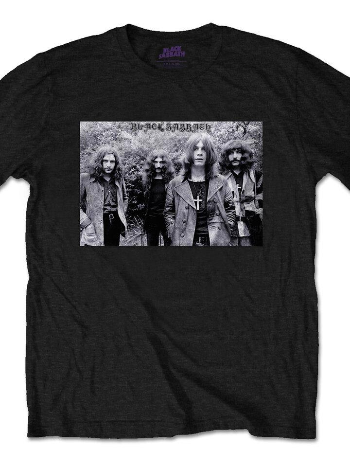 Lifestyle foto Majica Black Sabbath Group Shot