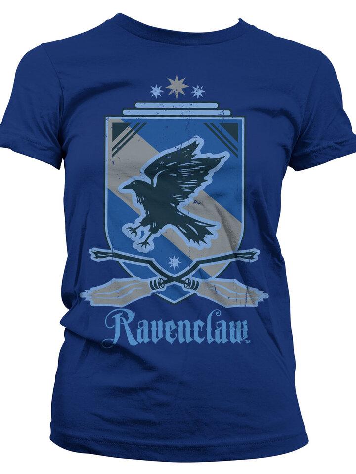 Tip na darček Ženska majica Harry Potter Grb Ravenclawa