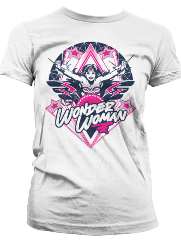Ausverkauf Damen T-Shirt Wonder Woman Kraft der Frau
