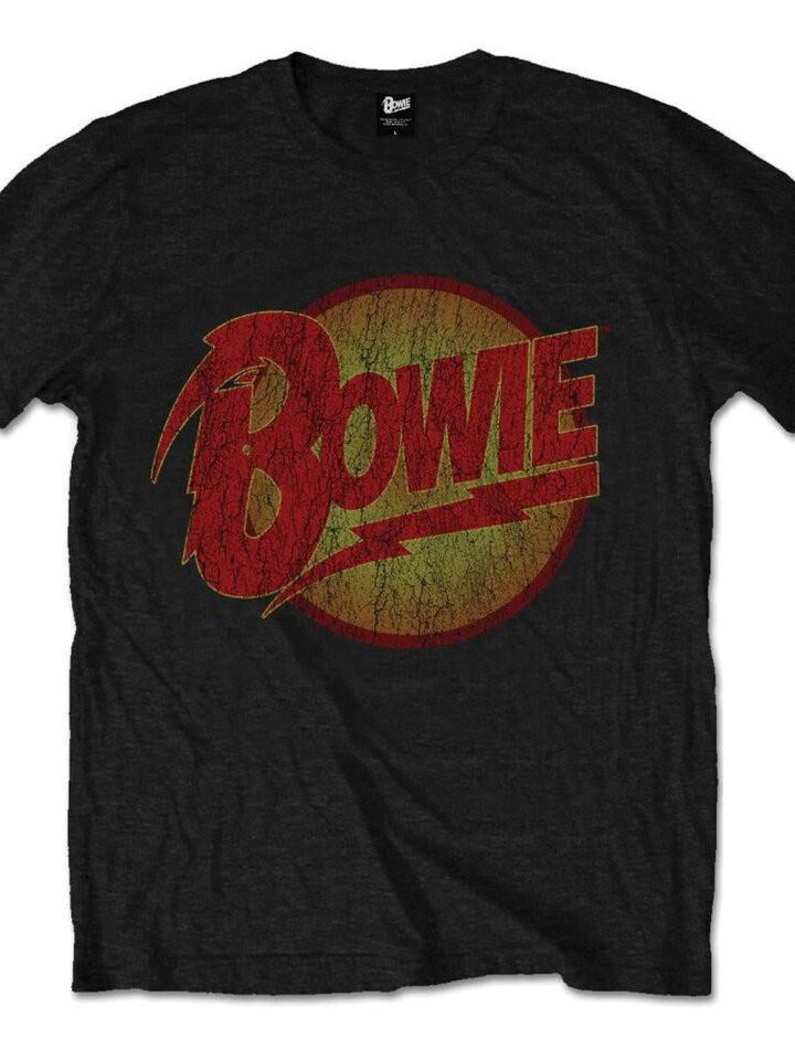 Výpredaj Тениска David Bowie Diamond Dogs Vintage