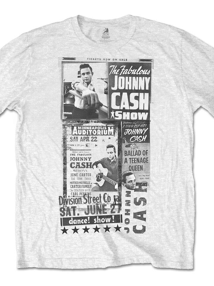Tip na darček Majica Johnny Cash The Fabulous Johnny Cash Show