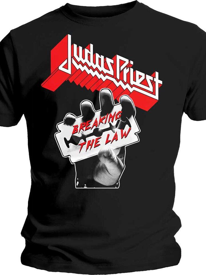 Obrázok produktu Majica Judas Priest Breaking The Law
