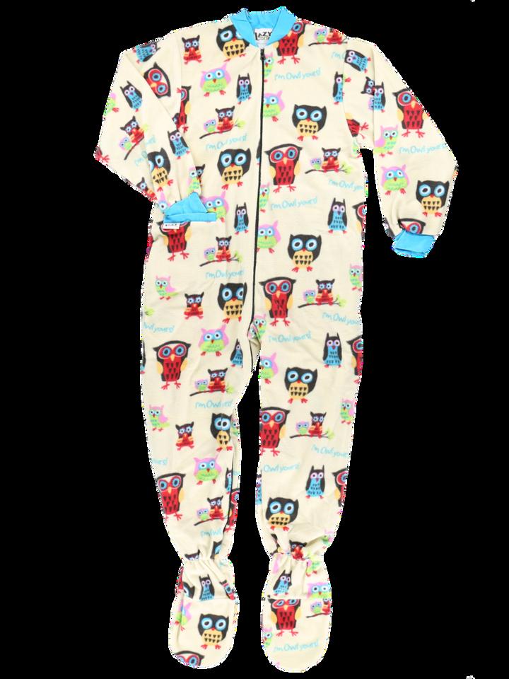 Výjimečný dárek od Dedoles Dětské pyžamové dupačky Sova