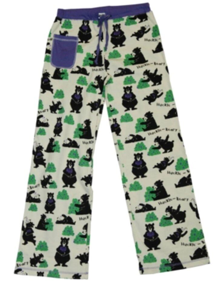 Sleva Dámské pyžamové kalhoty  Hladový medvídek