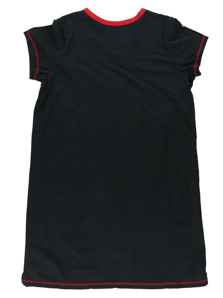 Výjimečný dárek od Dedoles Dámská noční košile s véčkovým výstřihem Pirát Lína Kost