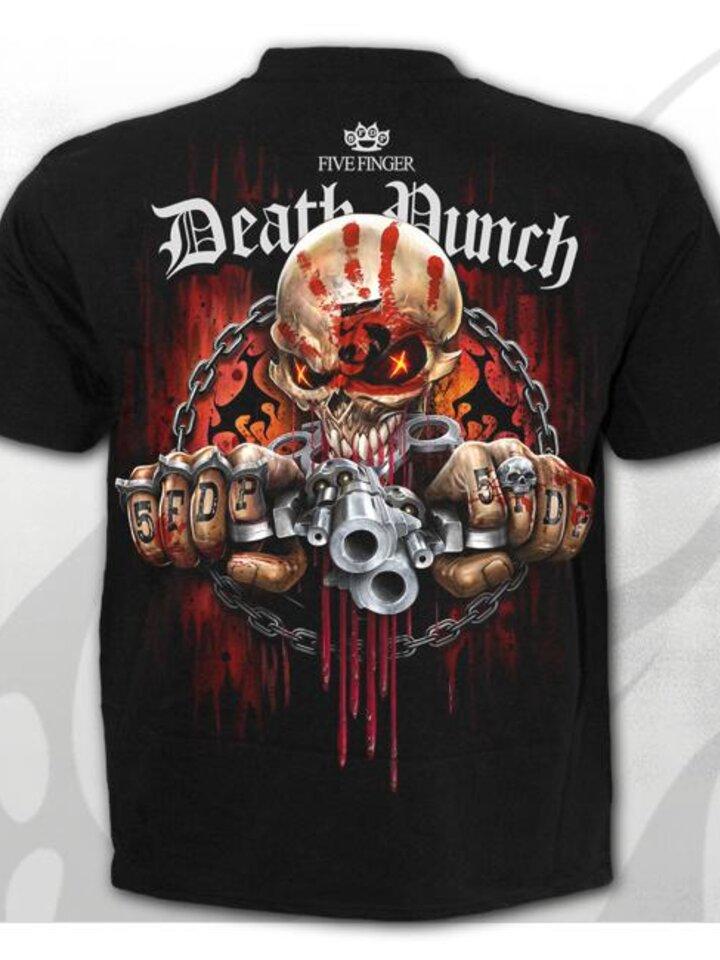 Obrázok produktu Tričko Five Finger Death Punch Assassin