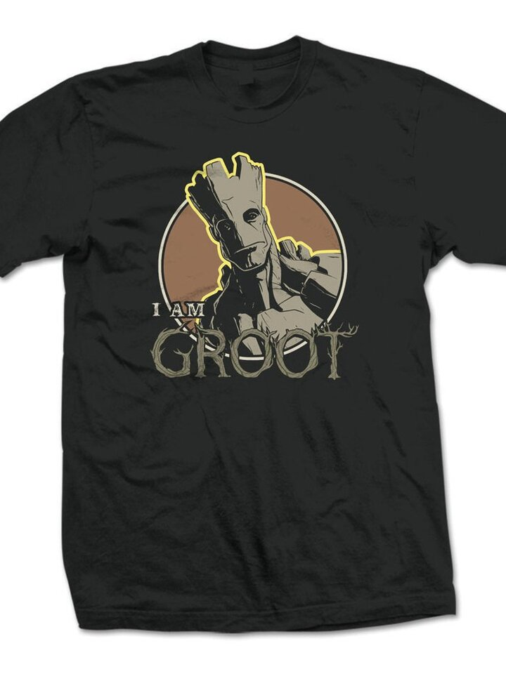 Foto T-Shirt Marvel Comics Guardians of the Galaxy Groot