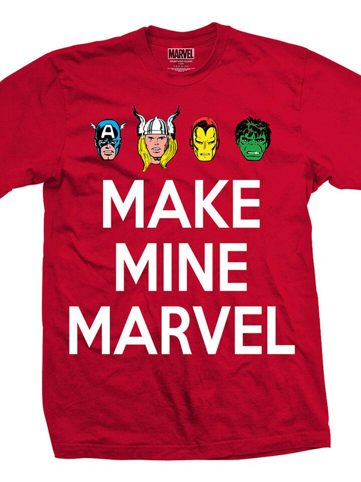 Obrázok produktu Majica Marvel Comics Make Mine