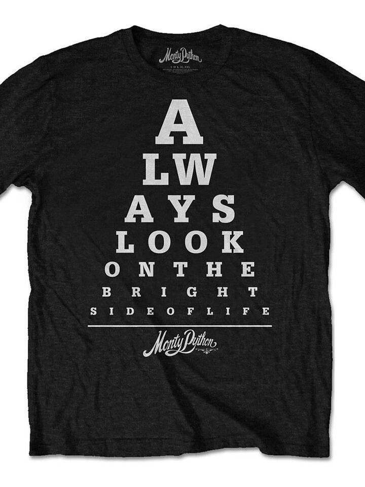 Obrázok produktu Тениска Monty Python Bright Side Eye Test