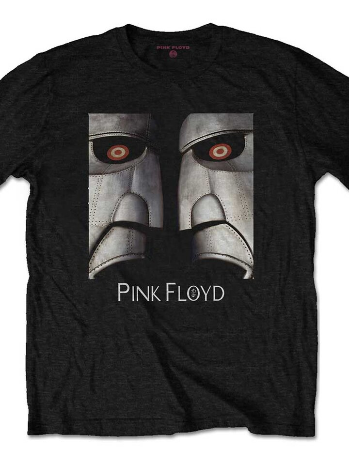 Potešte sa týmto kúskom Dedoles Тениска Pink Floyd Metal Heads Close-Up