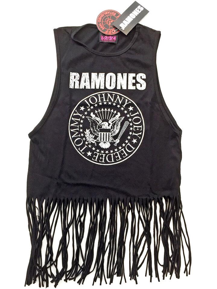 Výprodej Dámské tílko Ramones Vintage Presidential Seal