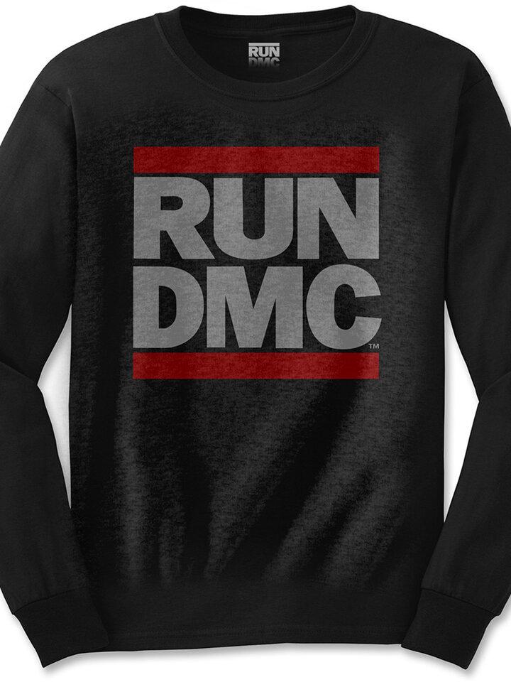 Potěšte se tímto kouskem Dedoles Tričko s dlouhým rukávemRun DMC Logo