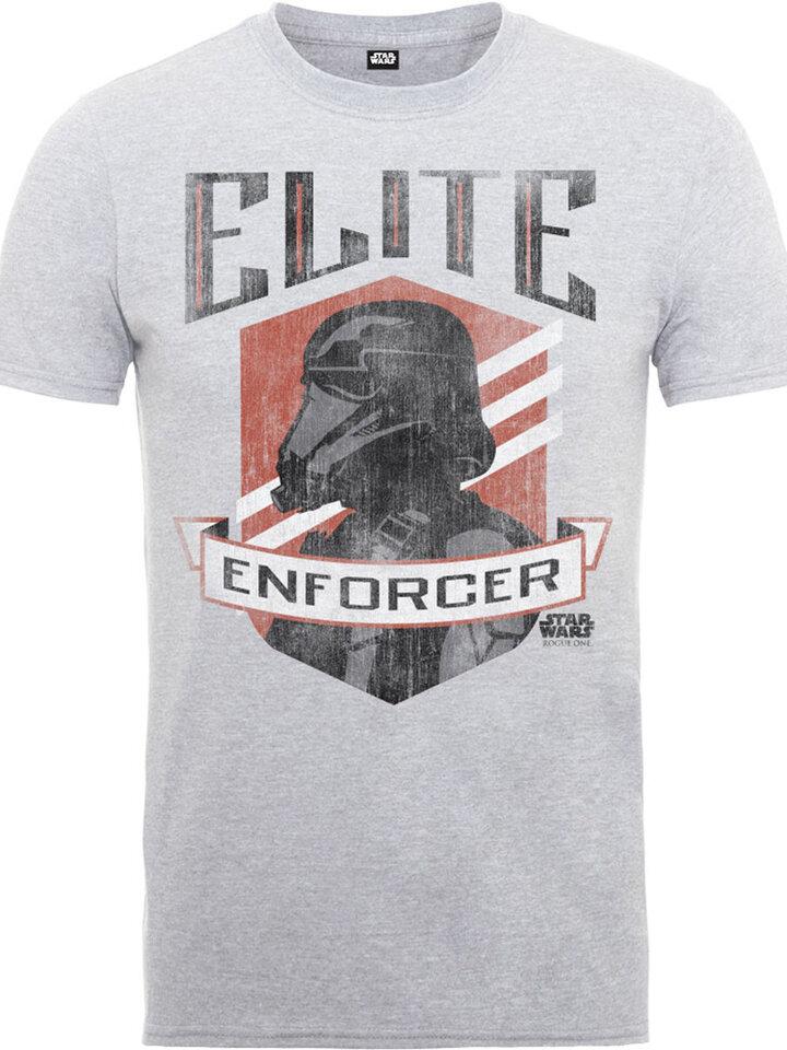 Lifestyle foto Siva otroška majica Star Wars Rogue One Elite Enforcer