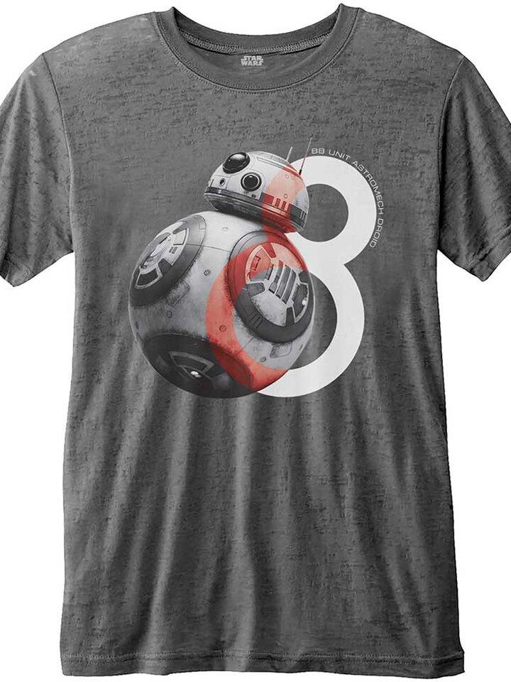 Potešte sa týmto kúskom Dedoles Majica Star Wars Episode VIII BB-8 Big Eight