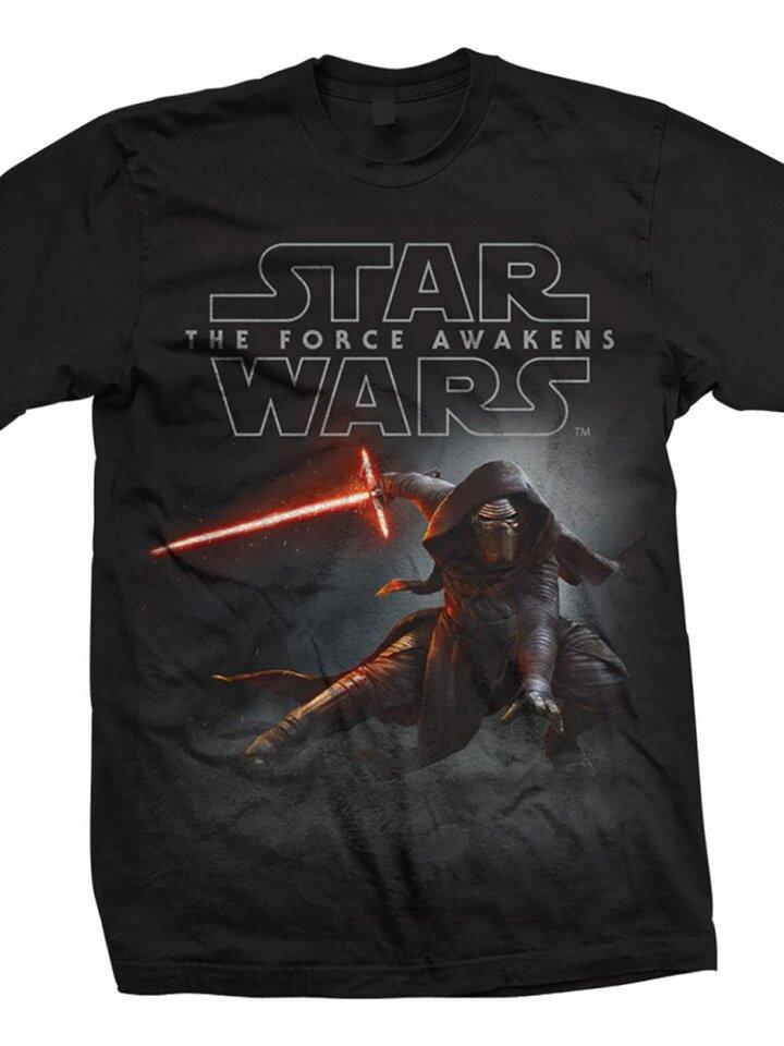 Pre dokonalý a originálny outfit Majica Star Wars Episode VII Kylo Ren Crouch