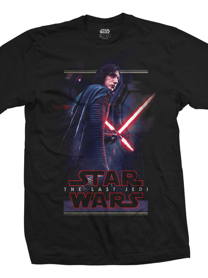 Výnimočný darček od Dedoles Majica Star Wars Episode VIII Kylo Pose