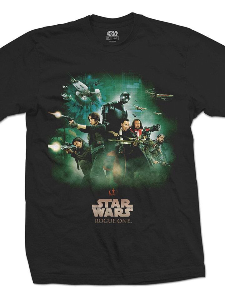 Výnimočný darček od Dedoles Majica Star Wars Rogue One Rebels Poster