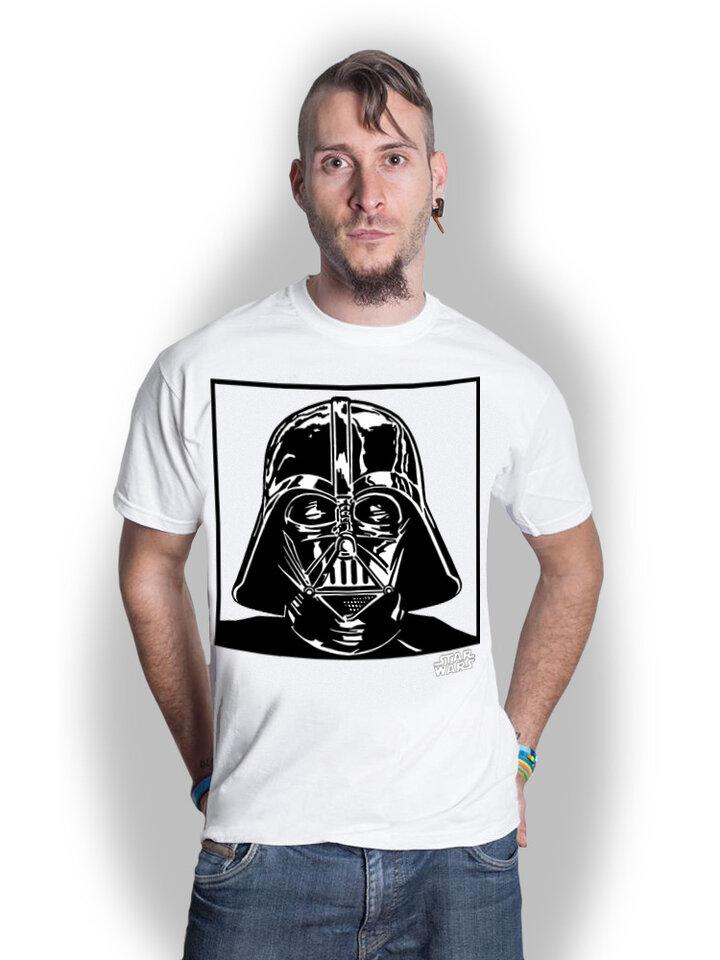 Suchen Sie ein originelles und außergewöhliches Geschenk? überrascht den Beschenkten sicher T-Shirt Star Wars Vadar 1.