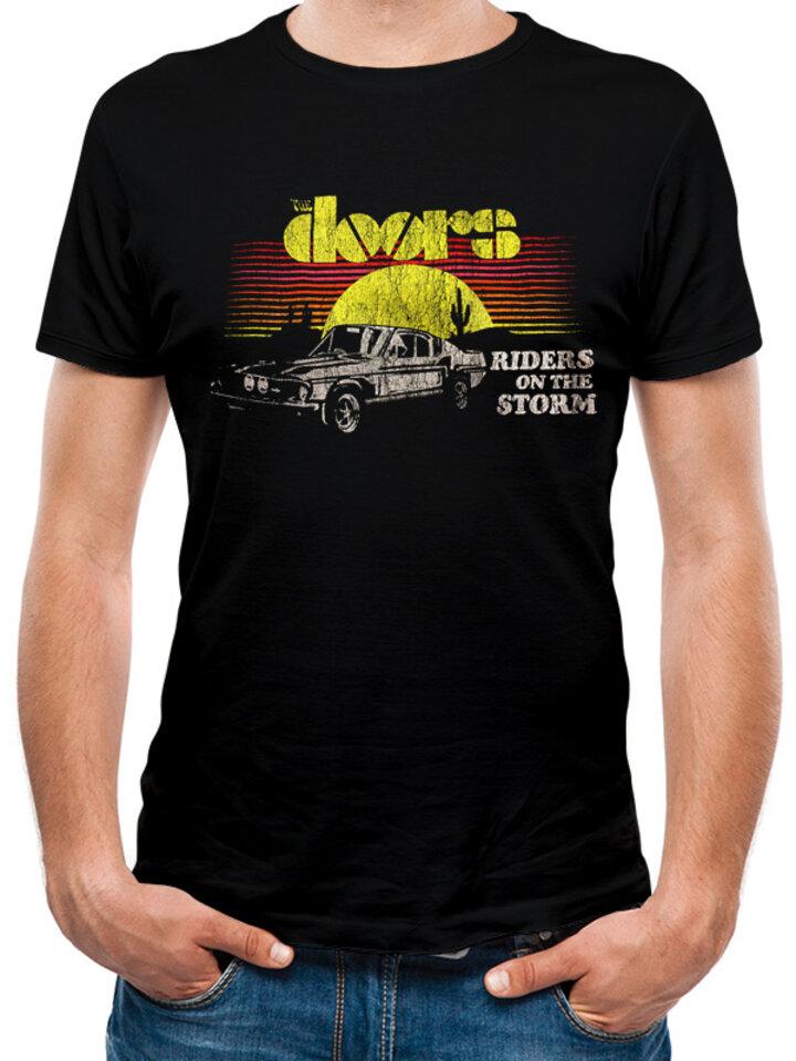 Obrázok produktu Majica The Doors - Riders car