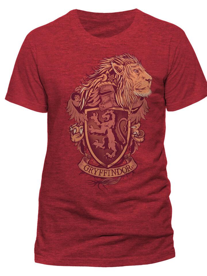 Potešte sa týmto kúskom Dedoles Тениска Happy Potter Gryffindor