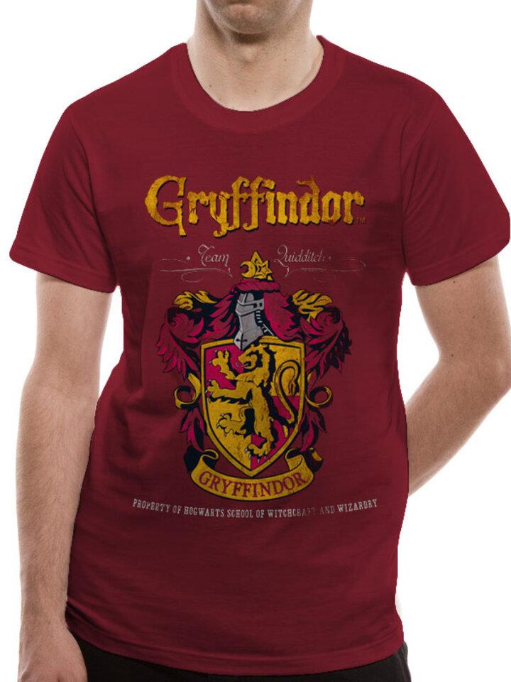 Lifestyle foto Majica Harry Potter Gryffindor metloboj