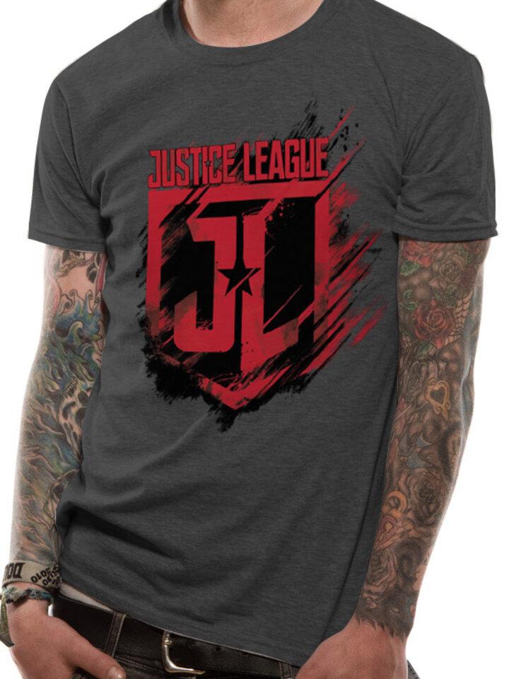 Zľava Majica Justice League - Shield