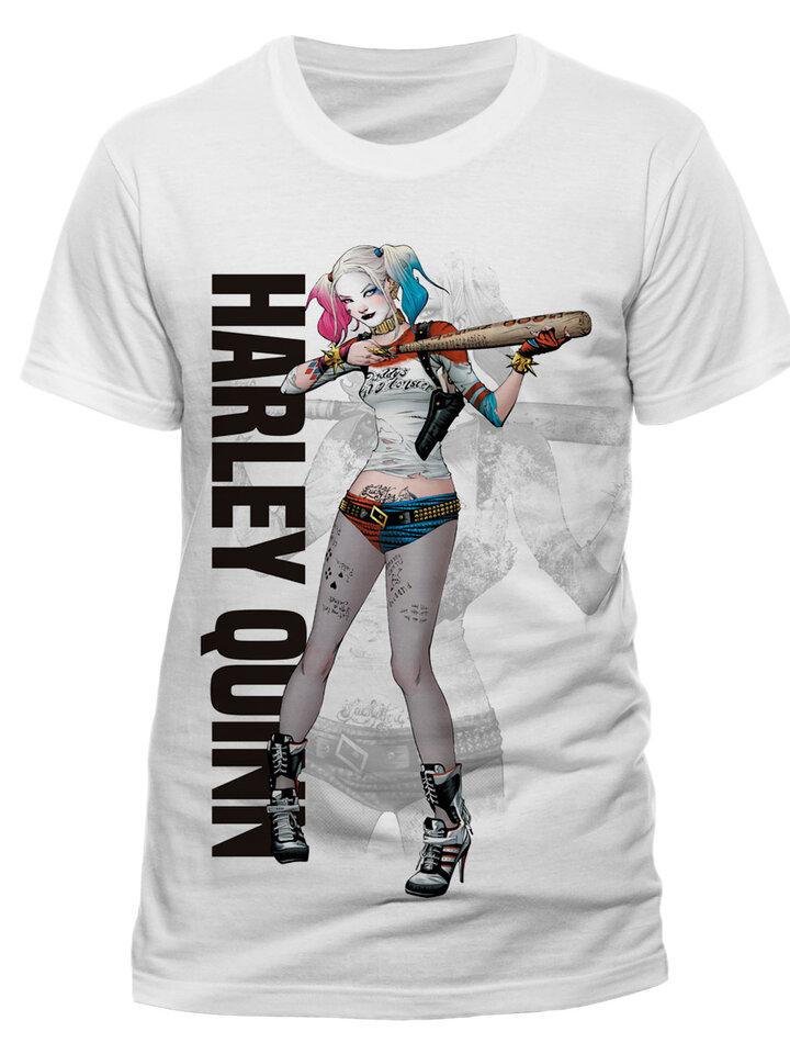 pentru outfit-ul perfect Tricou Suicide Squad - HQ poster