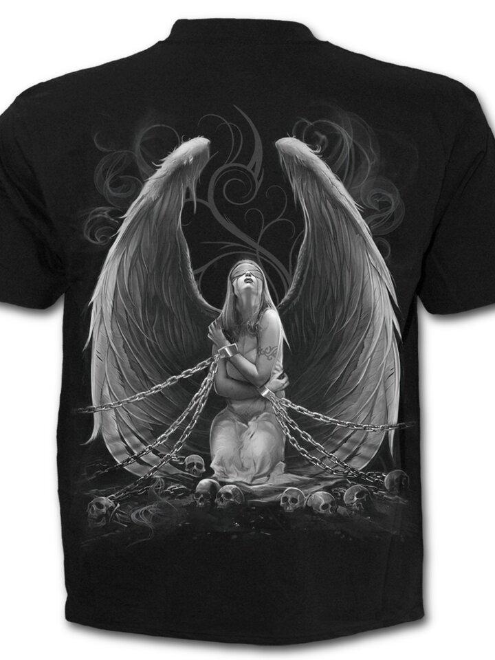 Sleva Tričko Královna andělů
