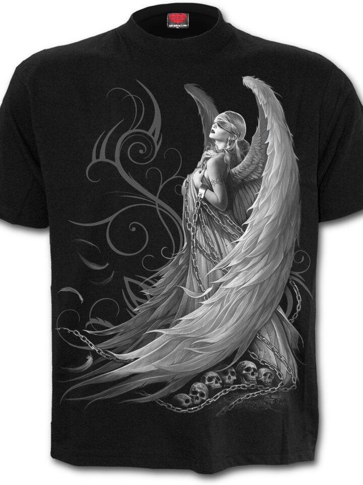 Hledáte originální a neobvyklý dárek? Obdarovaného zaručeně překvapí Tričko Královna andělů