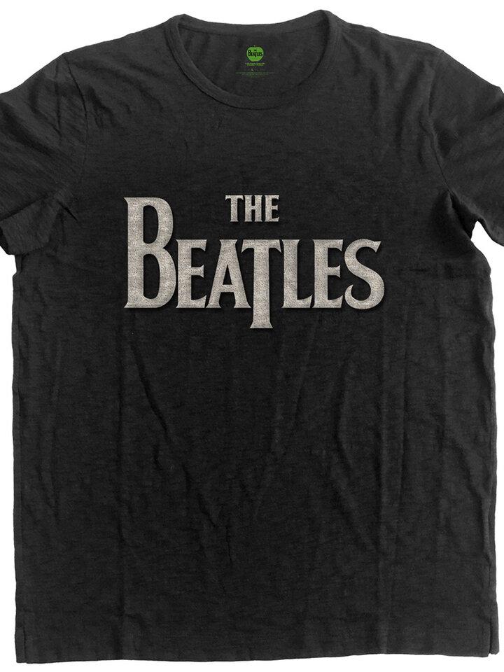 Hľadáte originálny a nezvyčajný darček? Obdarovaného zaručene prekvapí Siva majica The Beatles Drop T Logo