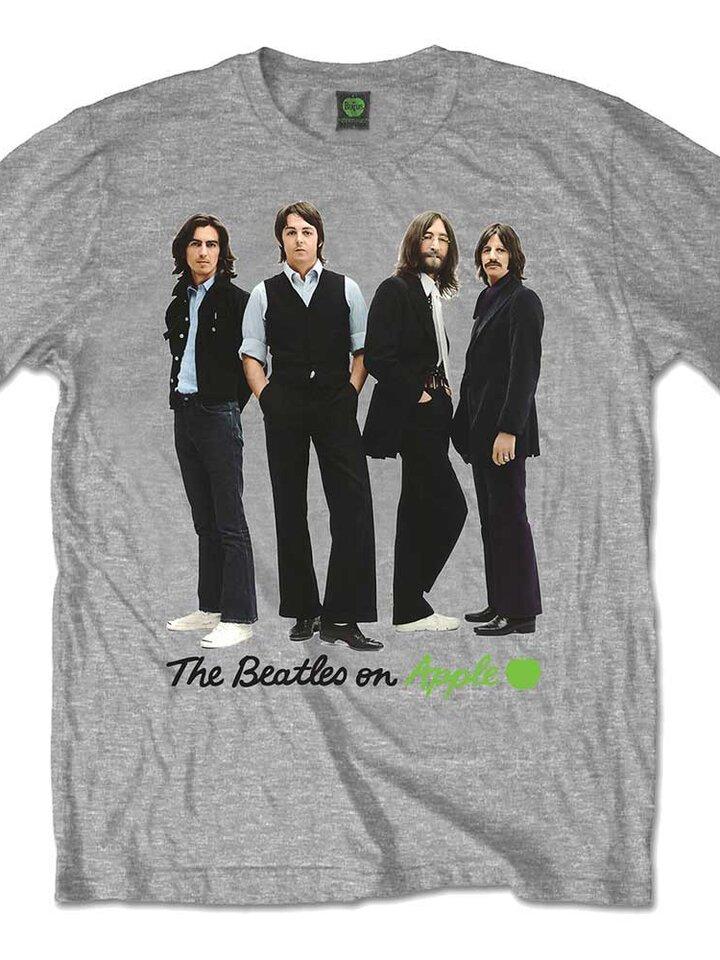 Výpredaj Majica The Beatles Iconic Colour