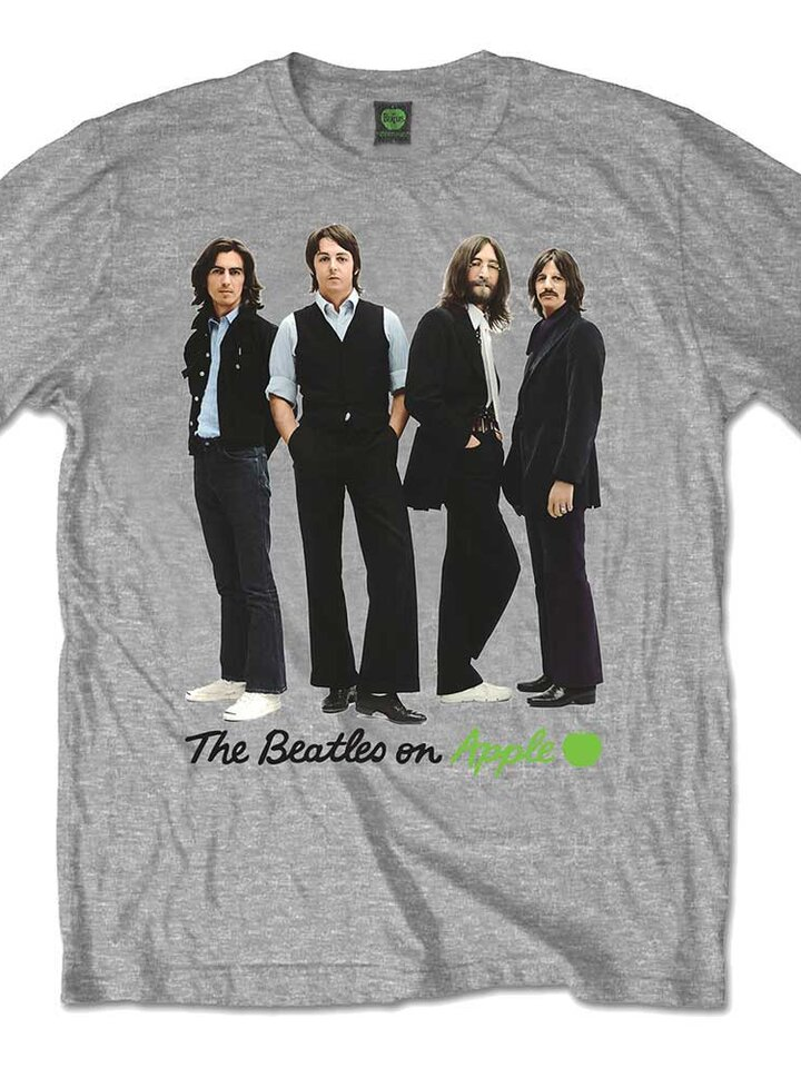 Výpredaj Тениска The Beatles Iconic Colour