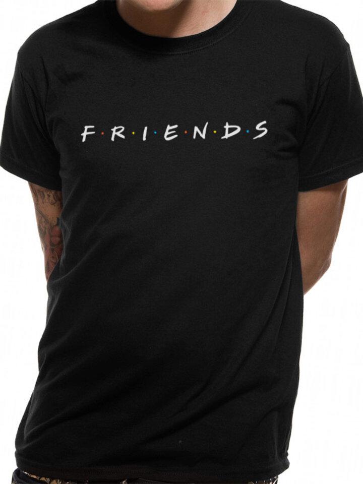 Potešte sa týmto kúskom Dedoles Tričko Friends - Logo