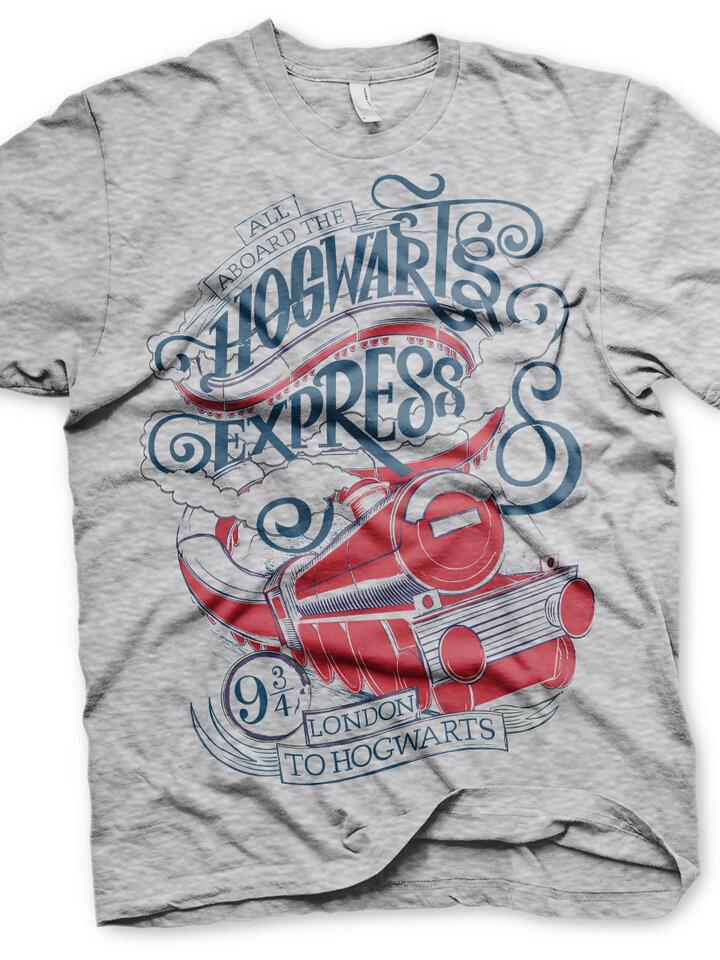 Potešte sa týmto kúskom Dedoles Majica Harry Potter Rokfort Express Vsi na krovu