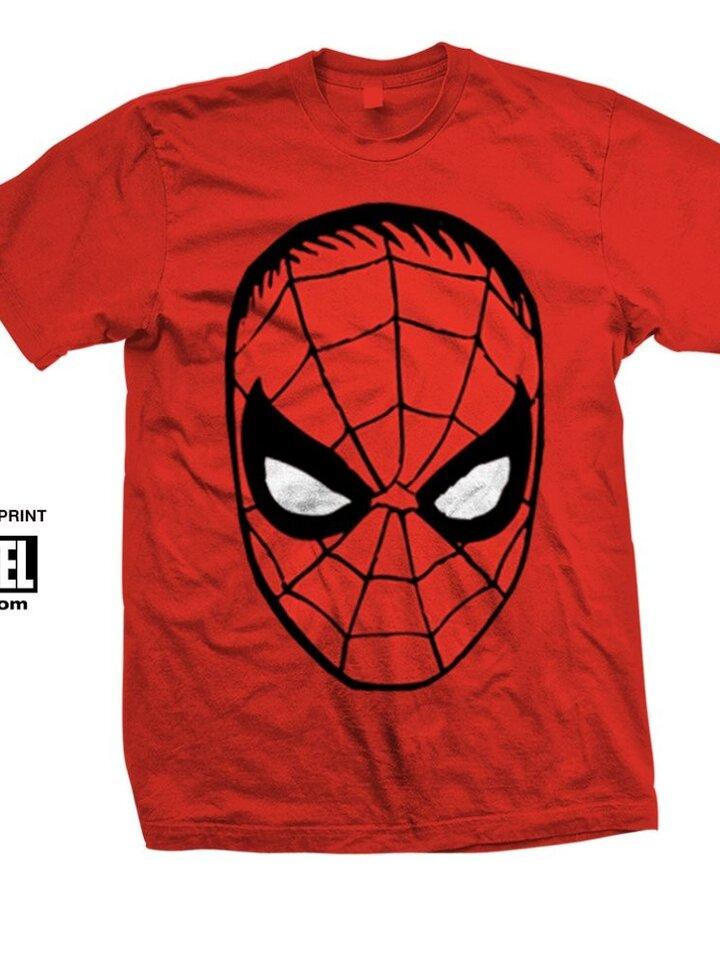 Výpredaj Тениска Marvel Comics Spider-Man Big Head