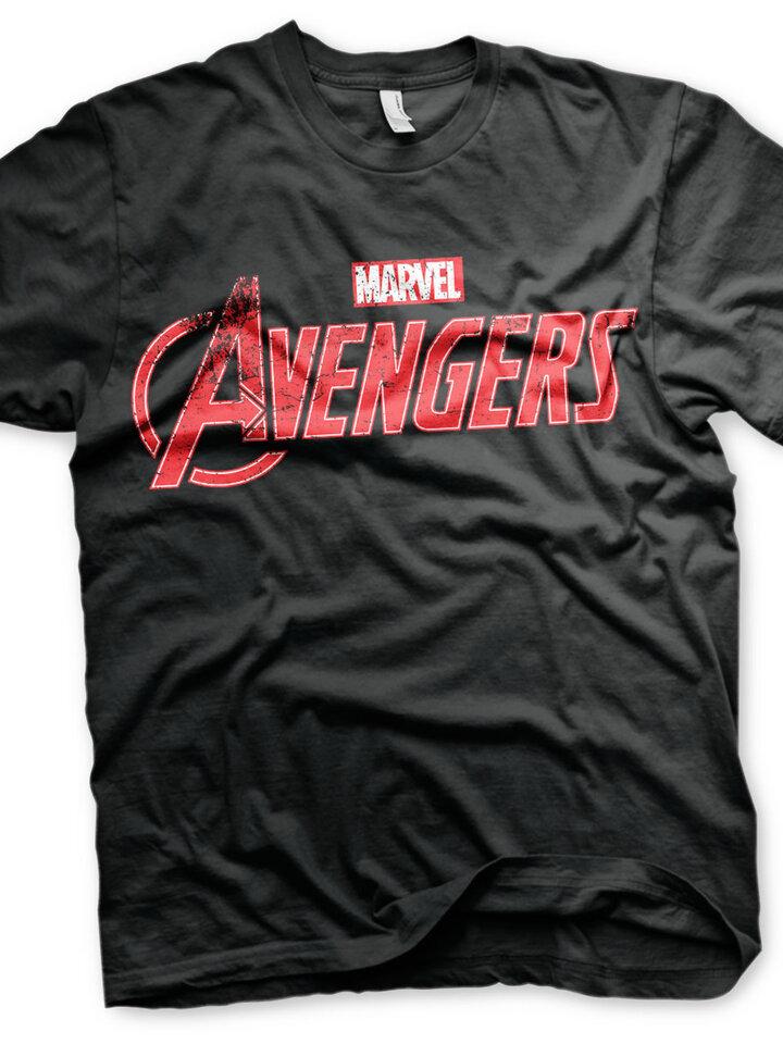 Potešte sa týmto kúskom Dedoles Majica Marvel Comics The Avengers Logo