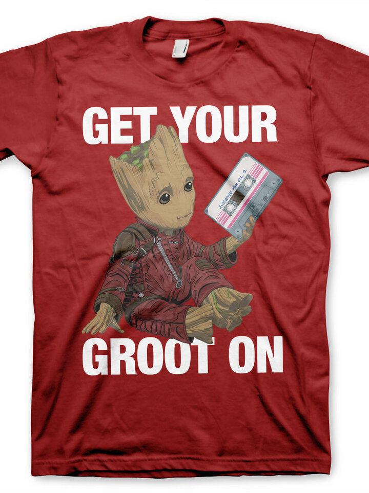 Obrázok produktu Majica Varuhi Galaksije Get your Groot on