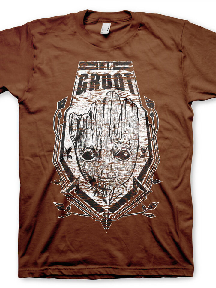 Ausverkauf T-Shirt Guardians of the Galaxy Schild