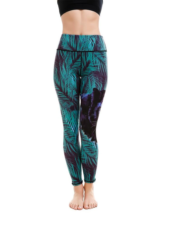 Original gift Ladies' Sport Elastic Leggings Puma in Virgin Forest
