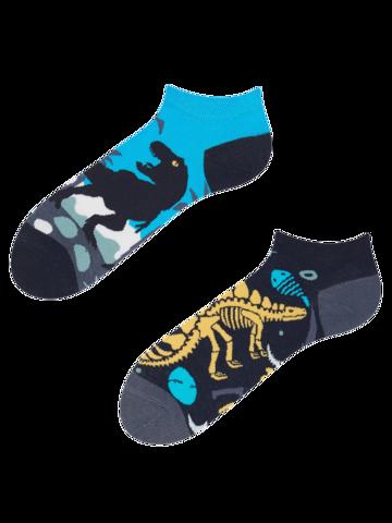 Zľava Veselé členkové ponožky Dinosaury