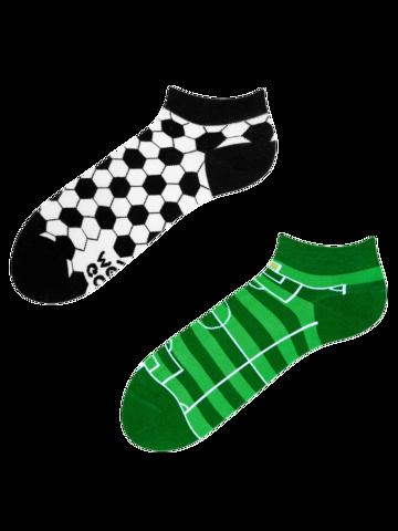 Tip na darček Veselé členkové ponožky Futbal