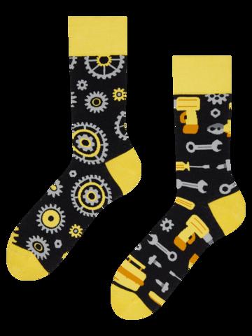 Tip na darček Vesele čarape Mehaničar