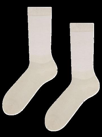 Lifestyle foto Tělové bambusové ponožky Komfort