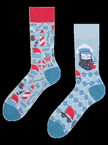 für ein vollkommenes und originelles Outfit Lustige Socken Hallo