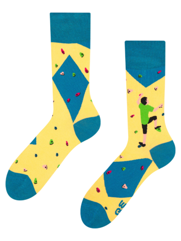 Sleva Veselé ponožky Bouldering