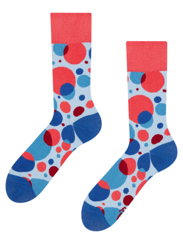 Sale Regular Socks Bubbles